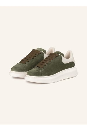 alexander mcqueen Damen Sneakers - Plateau-Sneaker gruen