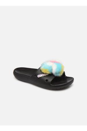 Crocs Classic Fur Sure Slide W by