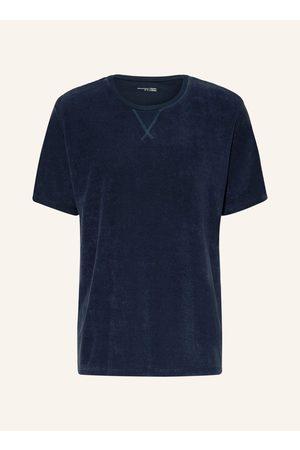 Schiesser Schlafshirt blau