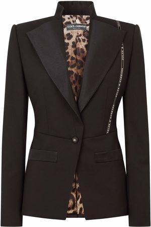 Dolce & Gabbana Damen Blazer & Sakkos - Logo tape detail blazer