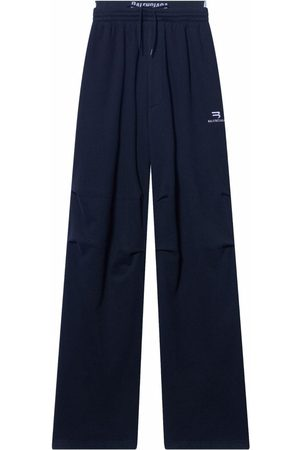 Balenciaga Logo-waistband track pants