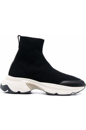 Fabiana Filippi Damen Sneakers - Slip-on high-top sneakers