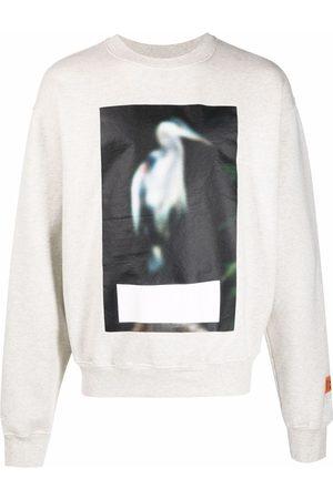 Heron Preston Photograph-print sweatshirt
