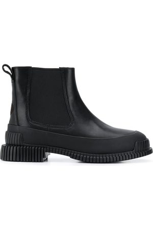 Camper Damen Stiefeletten - Ribbed-sole ankle boots