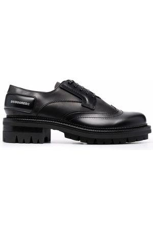 Dsquared2 Herren Halbschuhe - Polished leather derby shoes