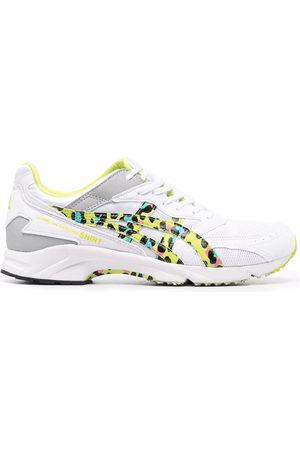 Comme Des Garçons Shirt Leopard-print low-top sneakers