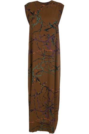 Osklen Tangle long dress