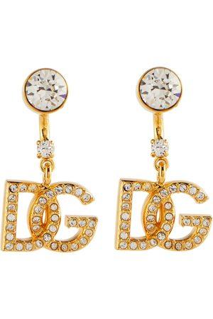 Dolce & Gabbana Verzierte Ohrringe DG