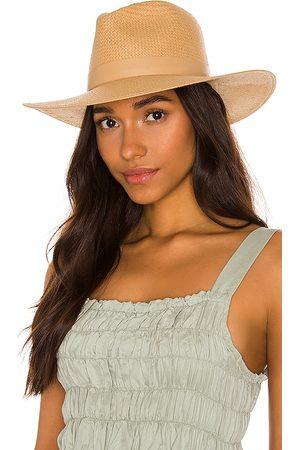 Janessa Leone Simone Hat in - Neutral. Size M (also in S).