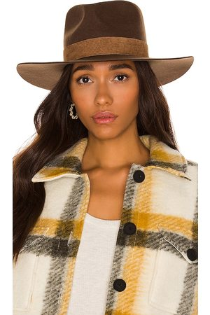 Lack of Color The Mirage Coco Hat in - Brown. Size L (also in M, S).