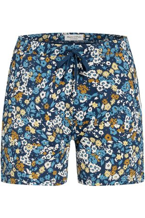 Marc O' Polo Lounge-Shorts blau