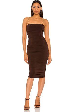 Nookie Allegra Midi Dress in - . Size L (also in M, S, XS).