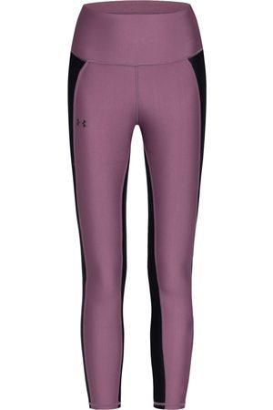 Under Armour Damen Leggings & Treggings - 7/8-Tights Ua Heatgear® Armour violett