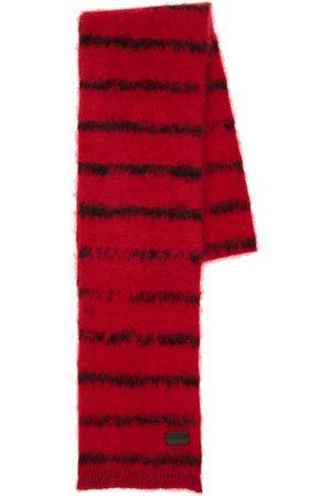 Saint Laurent Schal Aus Wollmischung