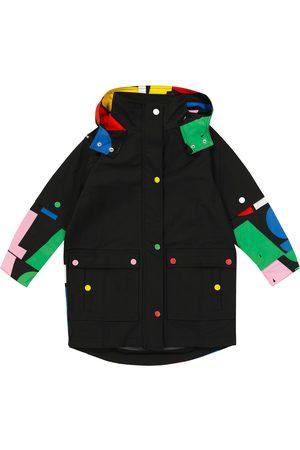 Stella McCartney Mädchen Jacken - Wandelbarer Mantel