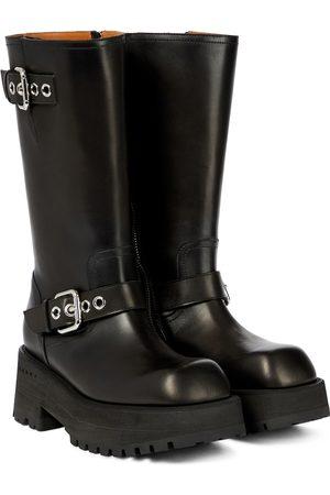 Marni Damen Stiefel - Stiefel aus Leder