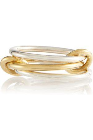 SPINELLI KILCOLLIN Damen Ringe - Ring Solarium 18kt Gelbgold und Sterling