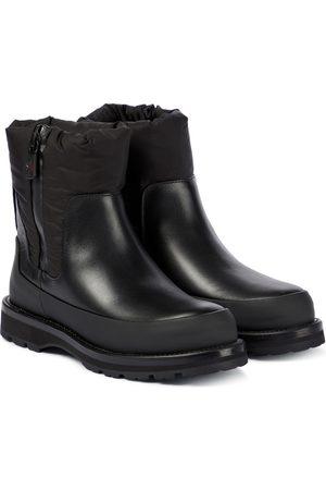 Moncler Ankle Boots Rain Don't Care