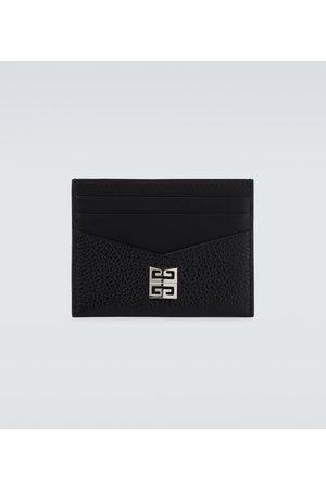 Givenchy Herren Geldbörsen & Etuis - Kartenetui 4G aus Leder