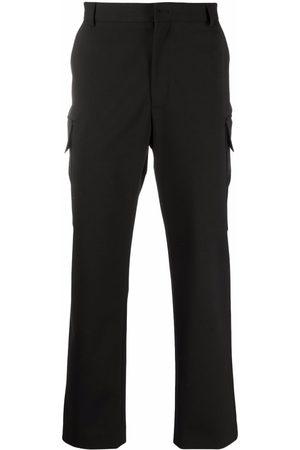 Karl Lagerfeld Herren Cargohosen - Slim-cut cargo trousers
