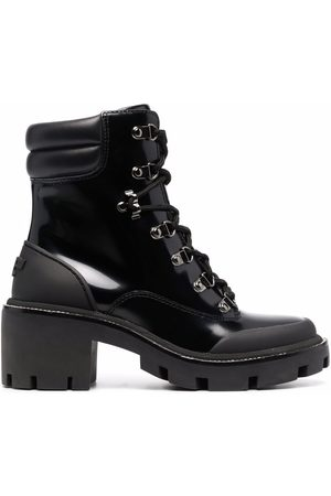 Tory Burch Damen Stiefeletten - Lug-sole leather ankle boots