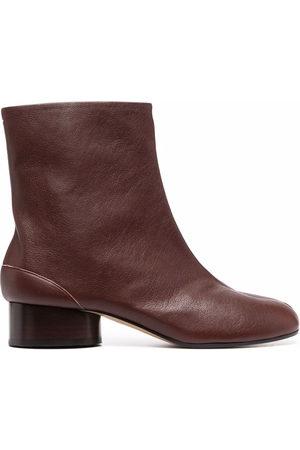 Maison Margiela Damen Stiefeletten - Tabi-toe ankle boots