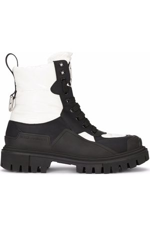 Dolce & Gabbana Chunky sole ankle boots