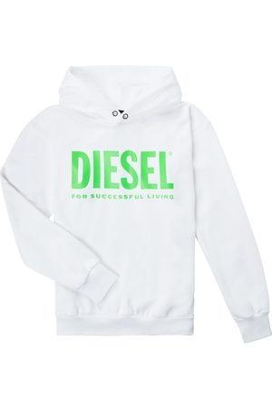Diesel Kinder-Sweatshirt SDIVISION LOGOX OVER madchen
