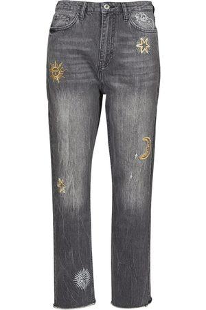 Desigual Damen Straight - Straight Leg Jeans LAGUN damen