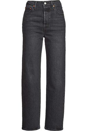 Levis Damen Straight - Straight Leg Jeans RIBCAGE STRAIGHT ANKLE damen