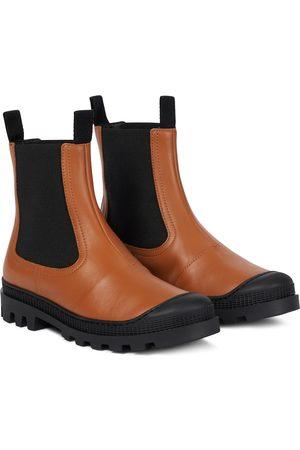 LOEWE Chelsea Boots aus Leder