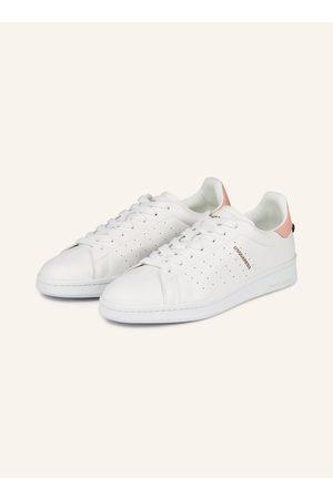 Dsquared2 Damen Sneakers - Plateau-Sneaker weiss