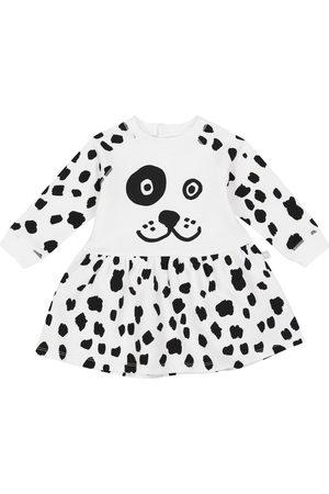 STELLA McCARTNEY Kids Baby Bedrucktes Kleid aus Baumwoll-Jersey