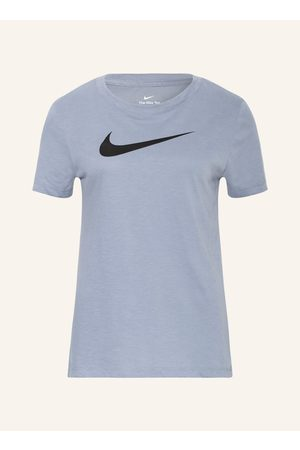 Nike Damen Shirts - T-Shirt blau
