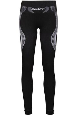 MISBHV Damen Leggings - Sport Active seamless leggings