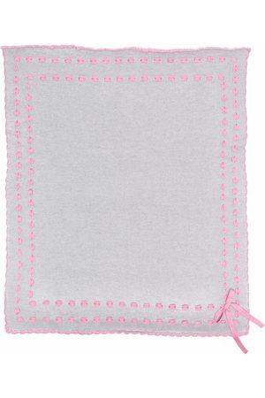 Siola Schals - Contrast stitching scarf