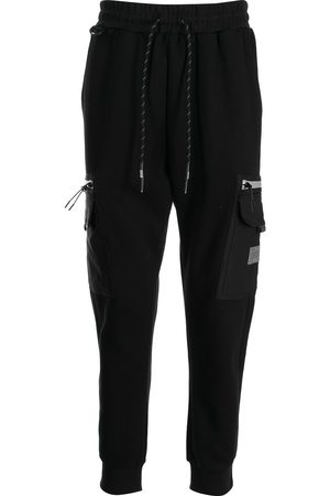 izzue Cargo pockets straight trousers