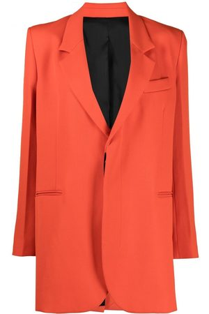 AMI Paris Tailored single-breasted blazer
