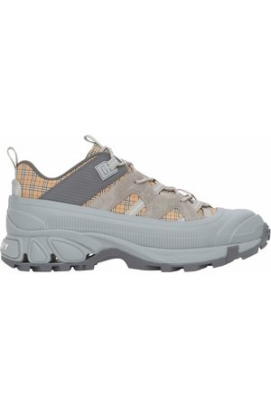 Burberry Herren Sneakers - Arthur check sneakers