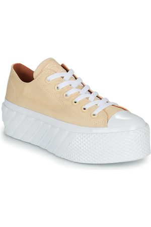 Converse Sneaker CHUCK TAYLOR ALL STAR LIFT 2X HYBRID SHINE OX damen