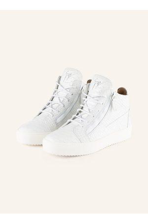 GIUSEPPE ZANOTTI DESIGN Hightop-Sneaker weiss