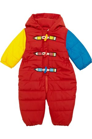 STELLA McCARTNEY Kids Baby Gesteppter Schneeanzug