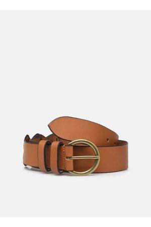 Pieces Damen Gürtel - Funna Leather Jeans Belt by