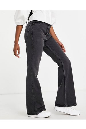 Levi's Levi's 70's flare jeans in washed black