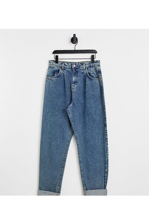 Reclaimed Vintage Tapered - Inspired '83 unisex relaxed fit jean in washed blue