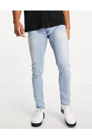 Replay Herren Skinny - Jondrill skinny fit jeans-Blue