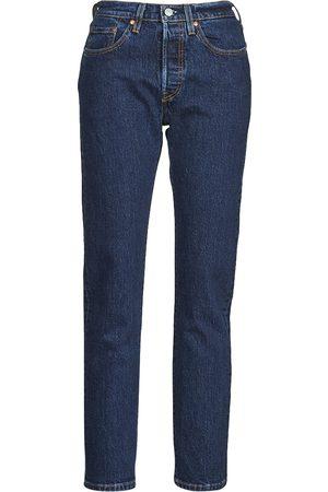 Levi's Damen Baggy & Boyfriend - Boyfriend Jeans 501 CROP damen