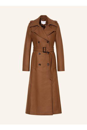 Ivy & Oak Damen Trenchcoats - Wollmantel Charlotte