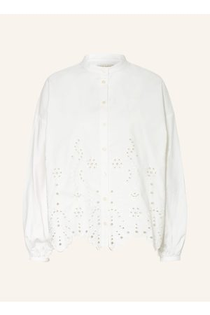 Ted Baker Bluse Itala weiss