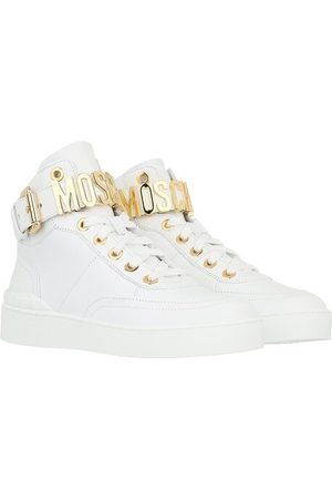 Moschino Turnschuhe Sneakerd Basket35 Vitello - in - Sneakers für Damen